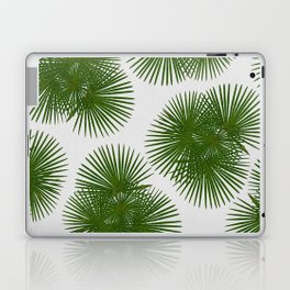 Fan Palm, Tropical Decor Laptop & iPad Skin
