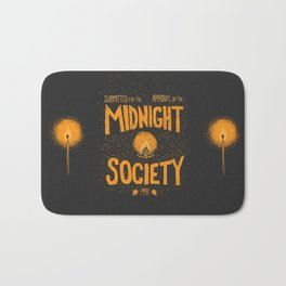 Are You Afraid of the Dark? Bath Mat