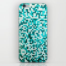 Pool Tiles iPhone Skin