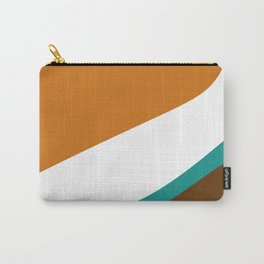 Caramel Tide Carry-All Pouch