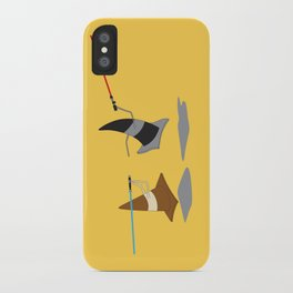 The Cone Wars iPhone Case