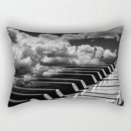 IVORY SKY Rectangular Pillow