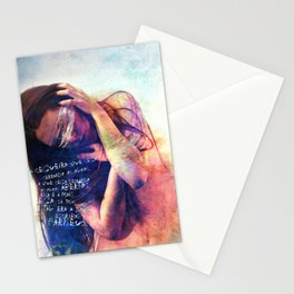 Blindness Stationery Cards