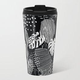 Issa Tropical B&W Travel Mug