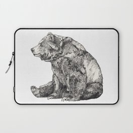 Bear // Graphite Laptop Sleeve