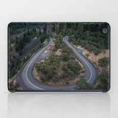 Pacific North West #road iPad Case