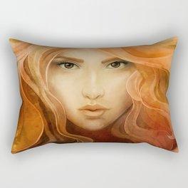 Dragon Choir Rectangular Pillow