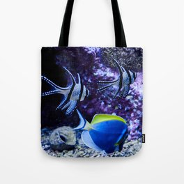 Swim Buddies Tote Bag