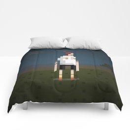 Bondi Hipsters in 8-Bit. (Dom) Comforters