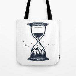 Timeshift Tote Bag