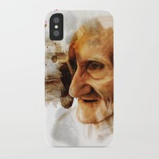 The Old man iPhone X Slim Case