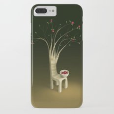Strawberry Guava Tree Slim Case iPhone 7 Plus
