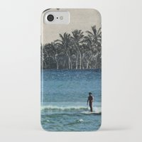 aloha iPhone & iPod Cases featuring Aloha by cause defect