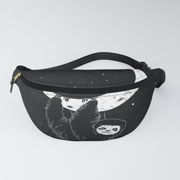 Goodnight Sloth Fanny Pack
