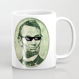 Emancipate Like a Thug Coffee Mug