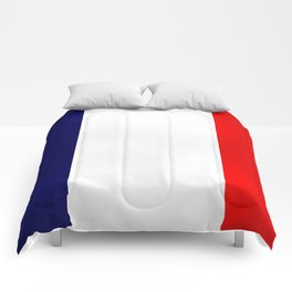France Flag Dirty Comforters