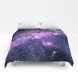 Small Magellanic Cloud Comforters