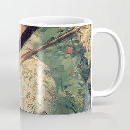 Le Printemps, Edouard Manet Coffee Mug