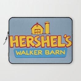 Hershel's Walker Barn Laptop Sleeve