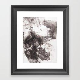 Drawing Restraint Framed Art Print
