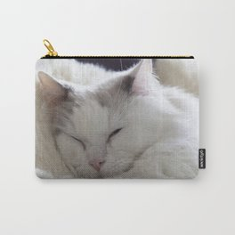 Ragdoll Cat Cuddles Carry-All Pouch