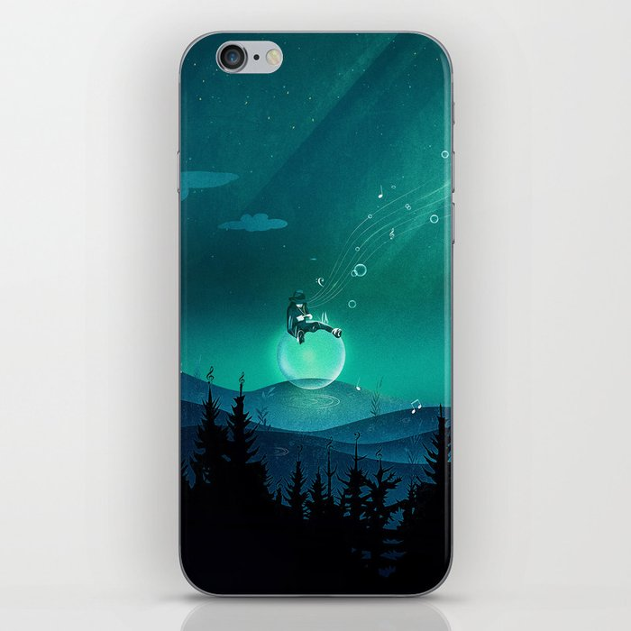 Comfortably Numb iPhone Skin