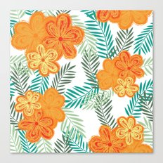Graphic Garden 6 Canvas Print