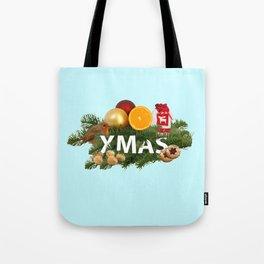 Xmas Decoration Tote Bag