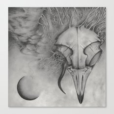 Nekyia Canvas Print
