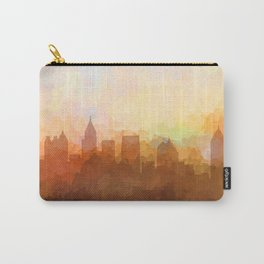 Atlanta, Georgia Skyline - In the Clouds Carry-All Pouch