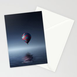 No more time Stationery Cards