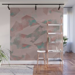 Camouflage XXX (color version) Wall Mural