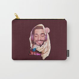 Young Jesus Carry-All Pouch