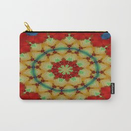 Parasol Kaleidoscope Carry-All Pouch
