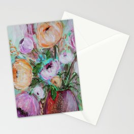 Over Blown Stationery Cards