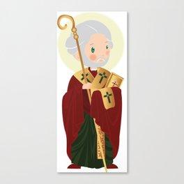 St. Nicholas of Myra Canvas Print