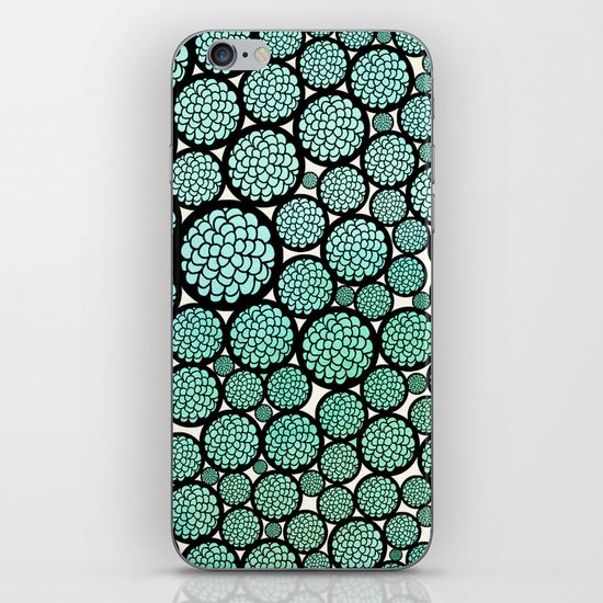 Blooming Trees iPhone & iPod Skin