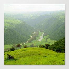 Salalah Oman 8 Canvas Print
