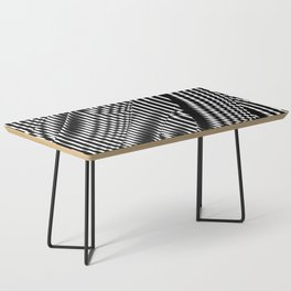Op Art #1 Coffee Table