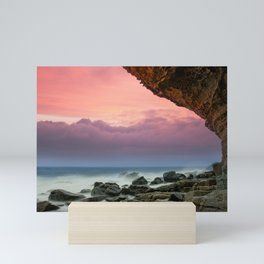 Isle of Skye Coast (Scotland) Mini Art Print