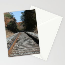 Country Tracks Stationery Cards