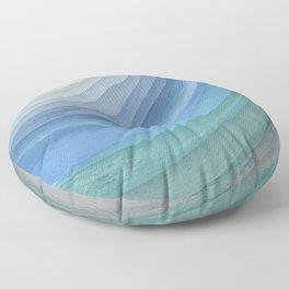 Topography Floor Pillow