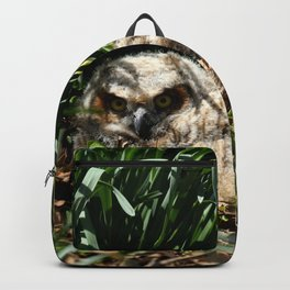 Brave in a new world Backpack