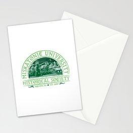 Miskatonic Historical Society Stationery Cards