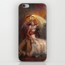 Wedding Photo iPhone Skin