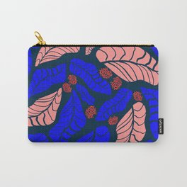 Bright bold floral designs for fashion and home Carry-All Pouch