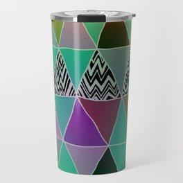Triangle 3 Travel Mug