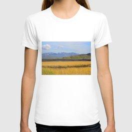 Icelandic fields T-shirt