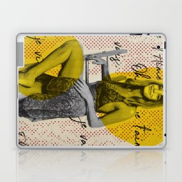 .Je T'aime. Laptop & iPad Skin