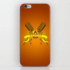 WHACK BAT iPhone & iPod Skin